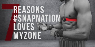 7 Reasons #SNAPNATION Loves Myzone