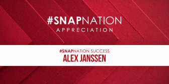 #SNAPNATION Appreciation: Alex Janssen