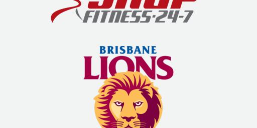 Brisbane Lions - Dan McStay in gym exercise