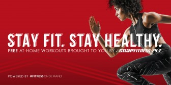 Snap Fitness Bringing Free At-Home Workouts To All