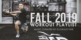 Fall 2019 Workout Playlist