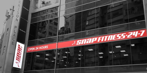 SNAP FITNESS OPENS IN WAN CHAI, HONG KONG
