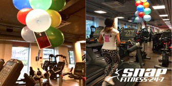 SNAP FITNESS NEDERLAND VOOR SERIOUS REQUEST
