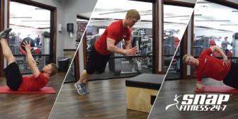 MAY PLYOMETRIC AND ABDOMINAL CHALLENGE