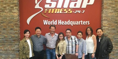 SNAP FITNESS SIGNS MASTER FRANCHISE AGREEMENT FOR INDONESIA