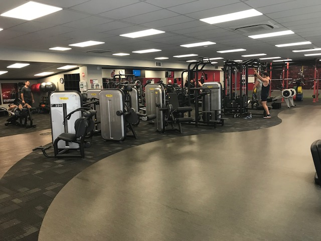 snap fitness in central