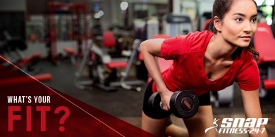Snap Fitness 'What's Your Fit?' Campaign Inspires Communities to Reach Fitness Goals