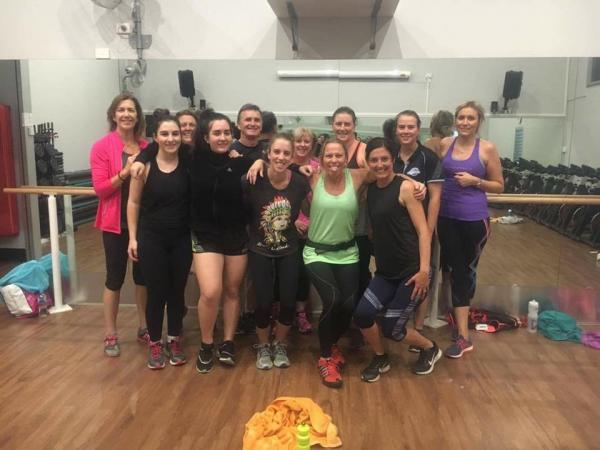 Group fitness for Ad