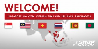 SNAP FITNESS ANNOUNCES MAJOR INTERNATIONAL EXPANSION IN SIX COUNTRIES ACROSS ASIA