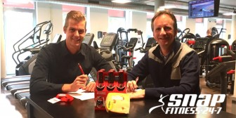 SNAP FITNESS OPENT 2 CLUBS IN BELGIË