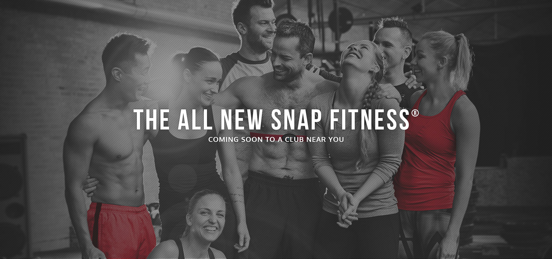 The All New Snap Fitness